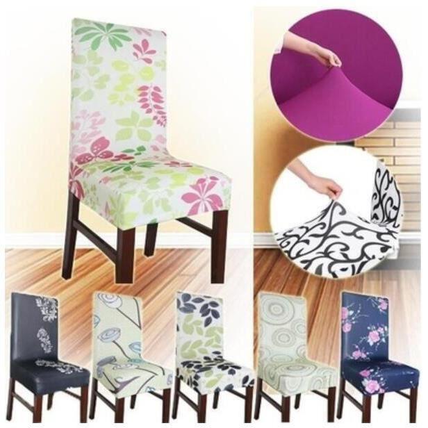 Noel Maison Et Salon Salle A Manger Chaise Multicolore En Option