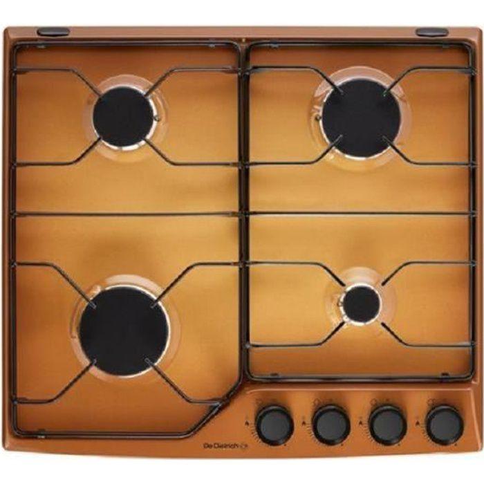 dpe7610f - table de cuisson - gaz - de dietrich - achat / vente