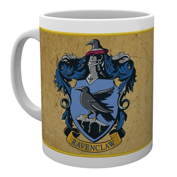 Ravenclaw Tasse Characteristiques Potter Harry 2DWE9YHI