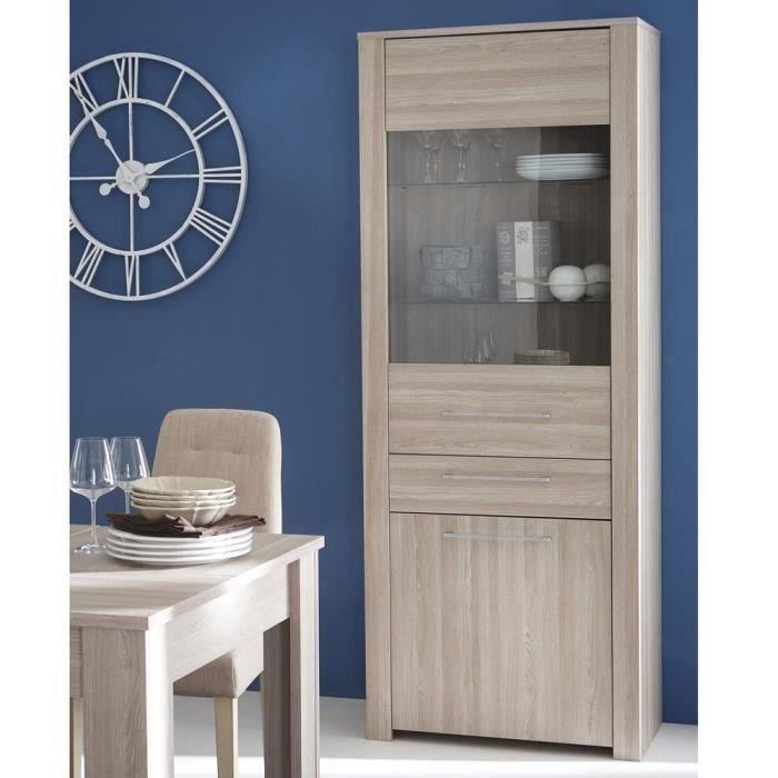 meuble colonne salon achat vente meuble colonne salon pas cher cdiscount. Black Bedroom Furniture Sets. Home Design Ideas