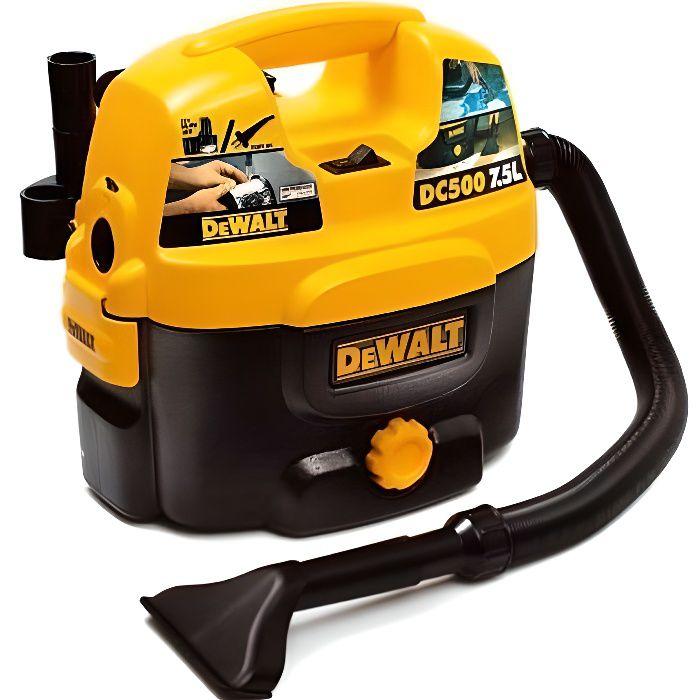 Aspirateur eau poussi re secteur ou batterie dc500 achat for Aspirateur pour piscine a batterie