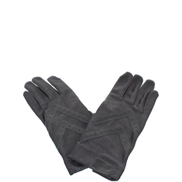 c2d0b05b71bc0 Gants femme Isotoner ref iso35959-gris Gris - Achat   Vente gant ...