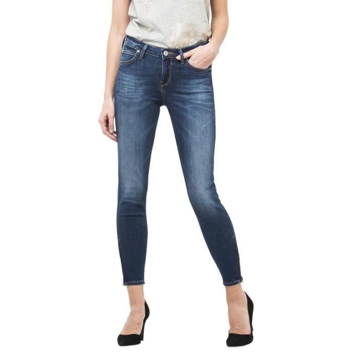 1dee7be3 Vêtements femme Jeans Lee Scarlett Cropped Regular Waist Skinny L31 ...