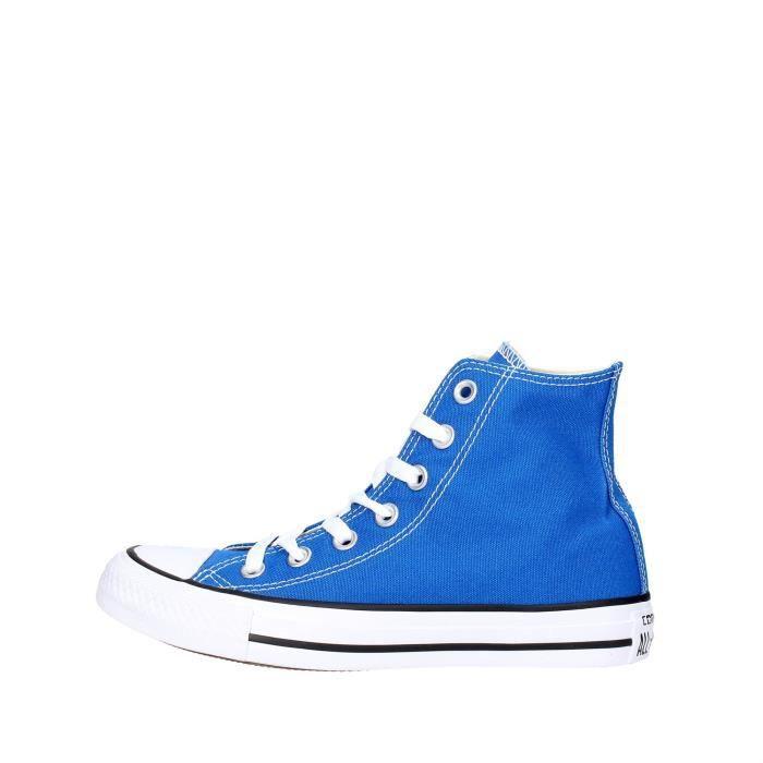 converse bleu clair femme