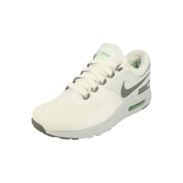 nouveau style 6f2e3 d1994 Nike Air Max Zero Essential Hommes Running Trainers 876070 Sneakers  Chaussures 102 (EU 42)