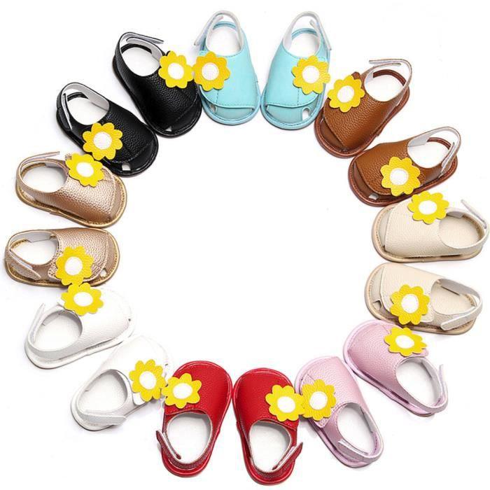 Lavieni ®Nouveau-né infantile bébé fille garçon été chaussures sandales souples anti-dérapant sneakers XMM71227533 5lm8y