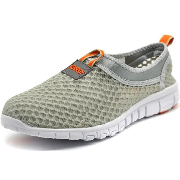 Lightweight Slip On Mesh Shoes ZP29A Taille-44 1-2