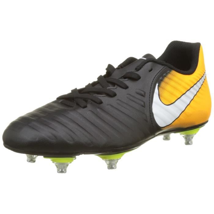 new products 12982 099e3 Nike Tiempo Rio Iv Sg Footbal Chaussures hommes 1ZF61J Taille-39 1-2
