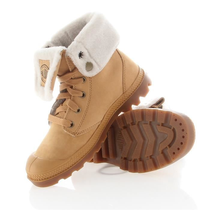 Chaussures Palladium Baggy Leather S