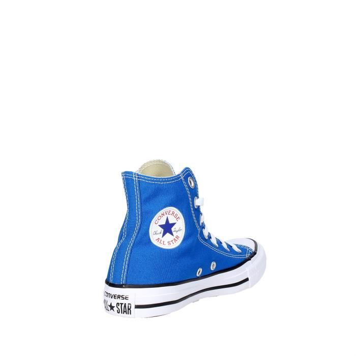 Femme clair Converse 39 Sneakers Bleu 0wfUv