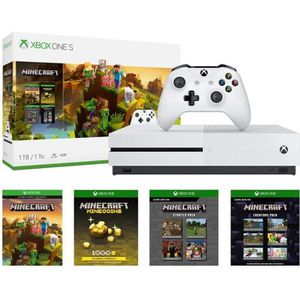 CONSOLE XBOX ONE Xbox One S 1 To Minecraft Creator