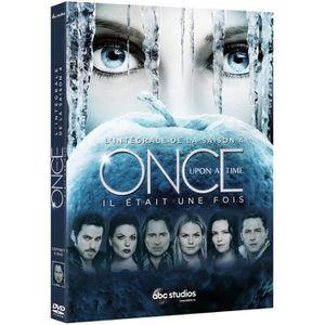 DVD SÉRIE DVD Once Upon A Time Saison 4