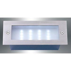 SPOT D'EXTÉRIEUR  Spot LED à encastrer, IP54, 17 x 6,8 cm, Led_Reces