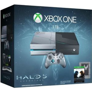 CONSOLE XBOX ONE CONSOLE XBOX ONE EDITION HALO 5 LIMITED