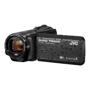 CAMÉSCOPE NUMÉRIQUE JVC GZ-RX605BEU Caméscope - WIFI - Noir