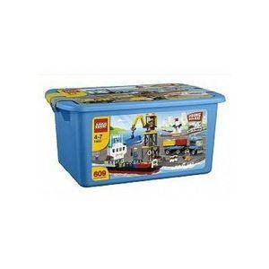 ASSEMBLAGE CONSTRUCTION LEGO 10663 Boîte de construction du port LEGO®