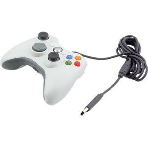 JOYSTICK - MANETTE Manette de jeu Contrôleur USB Filaire Joystick Gam