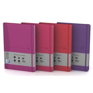 FEUILLET MOBILE OXFORD Cahier -  A5 - 144 pages