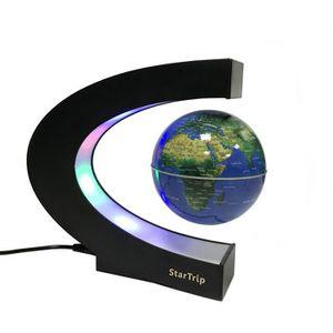 019900b91416c8 GLOBE TERRESTRE Créatif Globe Terrestre Lumineux Flottant Magnétiq. Créatif Globe  Terrestre Lumineux Flottant Magnétique Levitation ...