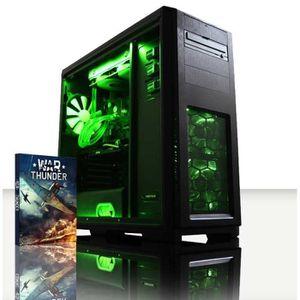 UNITÉ CENTRALE  VIBOX Submission 29.198 PC Gamer - AMD 8-Core, Gef