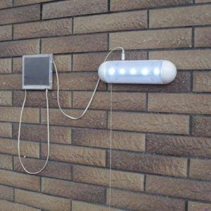 Eclairage solaire abri de jardin - Achat / Vente pas cher