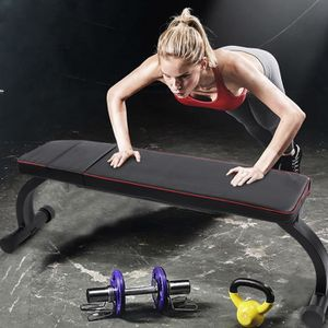 BANC DE MUSCULATION Banc de Fitness pour l'exercice de levage de poids