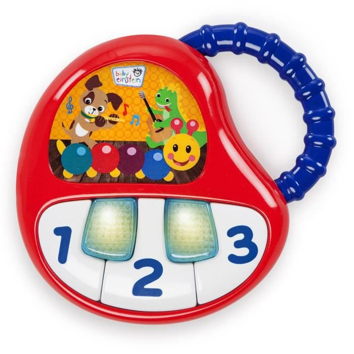 BABY EINSTEIN Piano petit musicien Keys to Discover Piano - Multicolore
