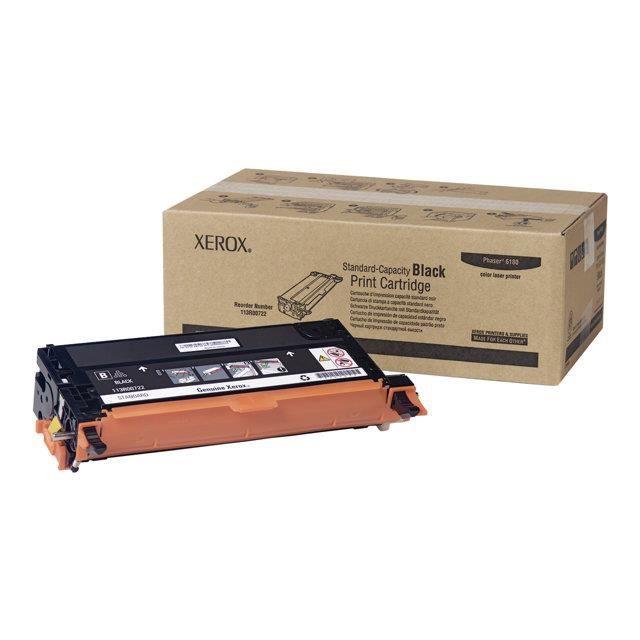 XEROX Cartouche de toner Phaser 6180 - Noir - 3000 pages - Pack de 1