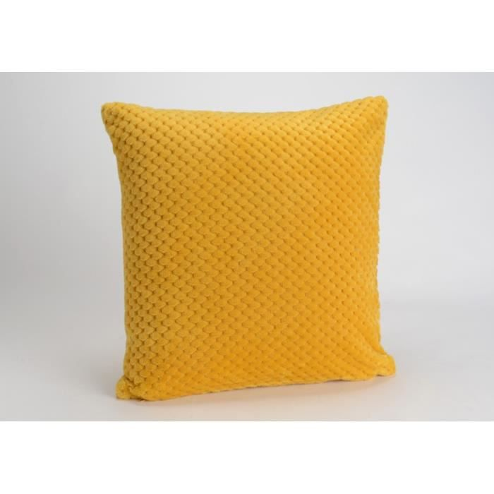 Coussin moutard