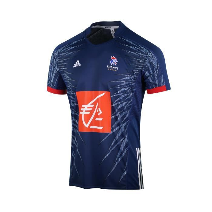 maillot equipe de france handball achat vente pas cher cdiscount. Black Bedroom Furniture Sets. Home Design Ideas
