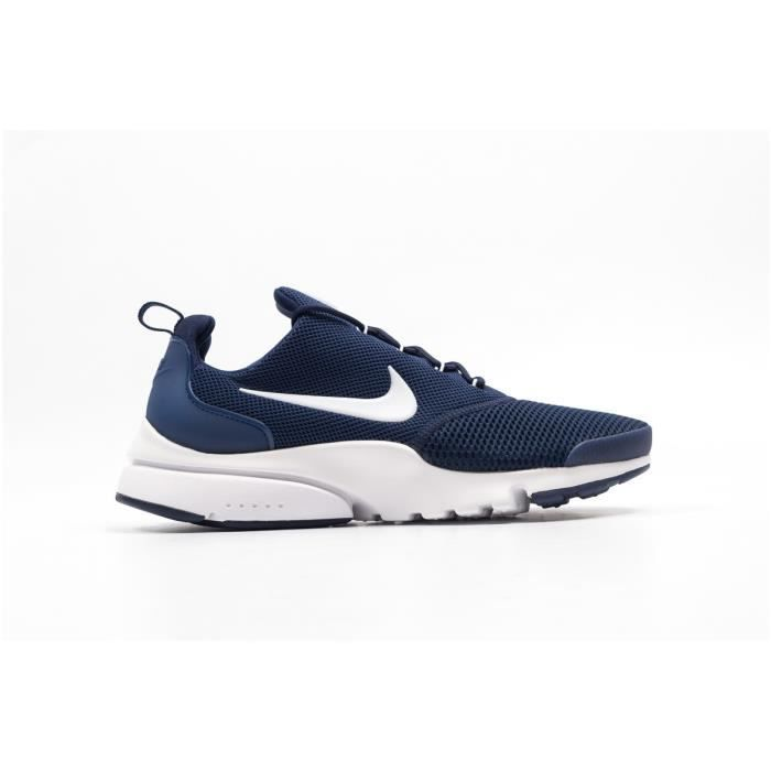Baskets Nike Presto Fly bleues - 908019-400.