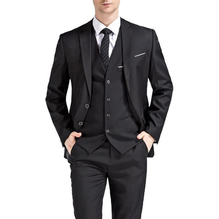 2018 nouveau costume homme trois pièces 9c770fc08d1