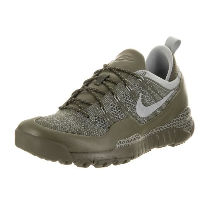 9147c16c0f9 Nike Femmes Lupinek Flyknit bas Chaussures Casual W5KRB Taille-44 1 ...