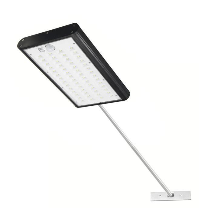 Lavent 56led Lampe Pour Allee De Jardin Solaire 2835smd 5w Ip65