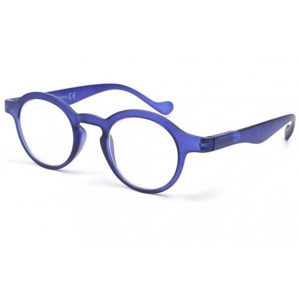 2935f2000908a Lunettes de lecture rondes bleu Kleyn - Bleu - Dioptrie 1