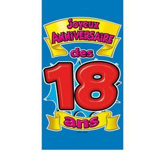farce pour anniversaire 18 ans