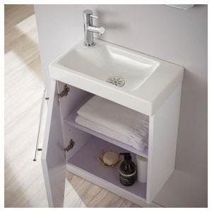 meuble lave main achat vente pas cher. Black Bedroom Furniture Sets. Home Design Ideas