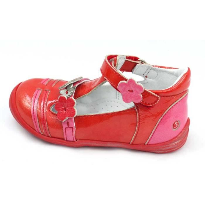 Chaussures Fille - Babies rouge ...