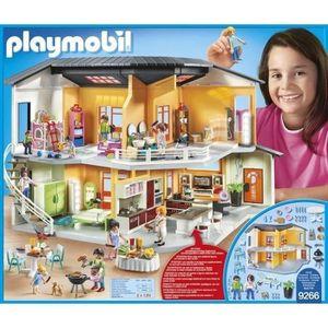 Maison moderne playmobil achat vente jeux et jouets for Maison moderne playmobil 2018
