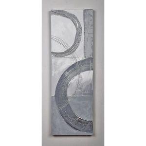 TABLEAU - TOILE Tableau déco Modern  24 -  Toile peinte à la main