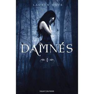 LIVRES ADOLESCENTS Damnés - Tome 1