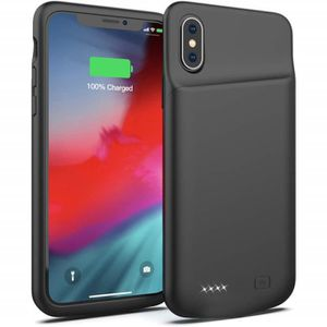 coque rechargeable iphone x luxe