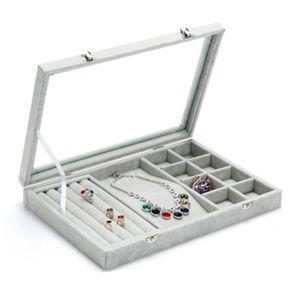 BOITE A BIJOUX Boîte à bijoux Boîte Présentation Bijoux Bagues Co