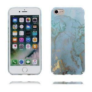 coque rigide iphone 7 plus marbre