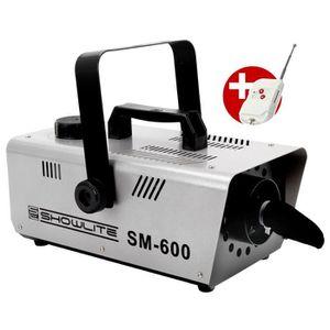 MACHINE À NEIGE Showlite SM-600 machine à neige 600 W, y compris l