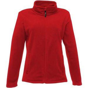 nouveau concept d5065 2db80 Veste polaire rouge femme - Achat / Vente pas cher