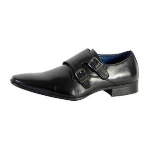 DERBY Chaussure Derby Enzo Marconi WK1701 Noir