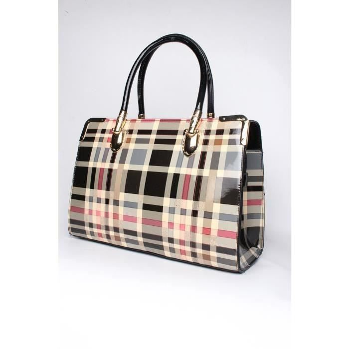 SAC A MAIN FEMME GALLANTRY - VERNIS MULTIPOCHES