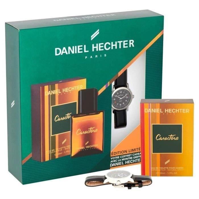 COFFRET CADEAU PARFUM DANIEL HECHTER Coffret Eau de toilette Caractère 5
