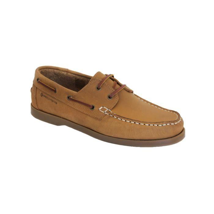 Chaussure Bateau Homme SEA COLOR SABLESABLE